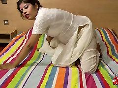 שמנמן ציצים גדולים הודית חובבנית, בייב rupali אוננות