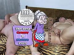 Chuby lesbian granny masturbate with lesbian fat girl boobs