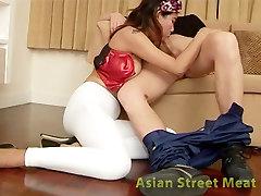 Asian Ass Fuck Roonganal
