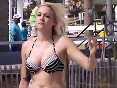 busty rock chick jiggly big tits