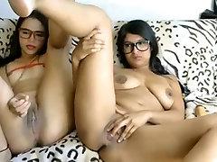 latin teens masturbed in cam