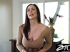 Kendra Lust is a big ass MILF who loves big dick