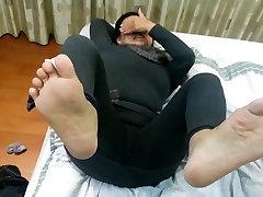 Mature Asian Feet