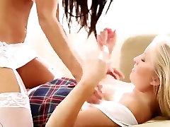 Gentle Lesbian Love
