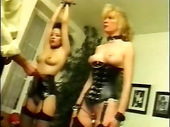 Two french slaves dominated by two masters PART5 END