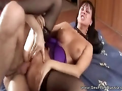 Sexy Russian Anal Sex