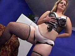 SEXY BBW MILF GETS BBC CREAMPIE shes cute