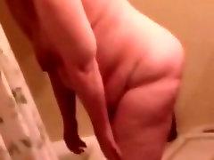 BBW Wife Clair - Big Tits Bath